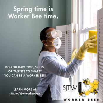 Join the SJTW Worker Bees