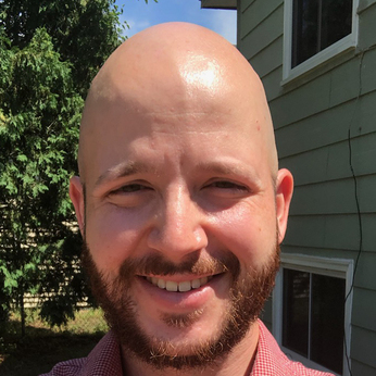 Welcome Brady Tynen, our New Director of Senior High and Young Adult Ministry