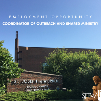 Employment Opportunity: Coordinator Of Outreach And Shared Ministry