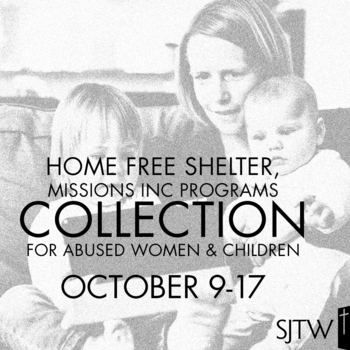 Home Free Shelter Collection– October 9-17