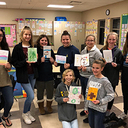 First Grade Students Prepare for Advent with Gift to Youth Ministry