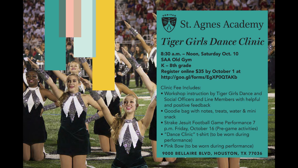 Tiger Girls Clinic