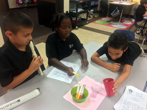 Students Make a Joyful Noise with S.T.R.E.A.M. Recorder Project