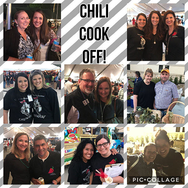 Chili Cook-Off - Teachers