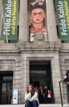 Art Teacher Attends National Conference in Boston