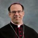 You make a 'promise to serve the church,' outgoing Bishop Marcel Damphousse says