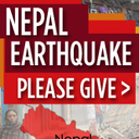 Joint CCCB-CCODP campaign for earthquake victims in Nepal