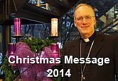 Christmas Message from the President of the CCCB