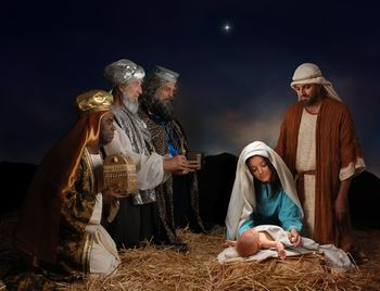 First Christmas Stories