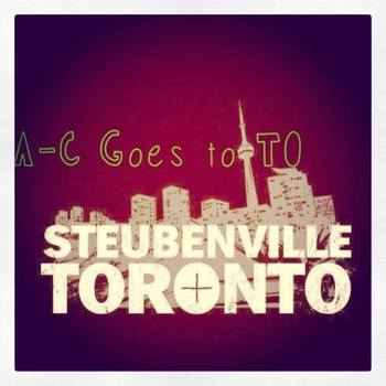 SAVE THE DATE: Steubenville Toronto 2016