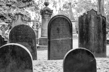 Cemetery Tour: Stories Behind the Stones