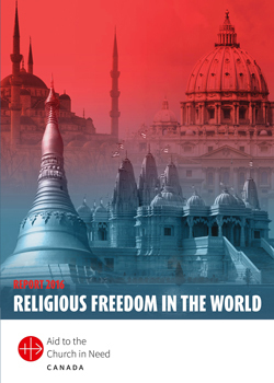 Aid to the Church in Need 2016 Report on Religious Freedom