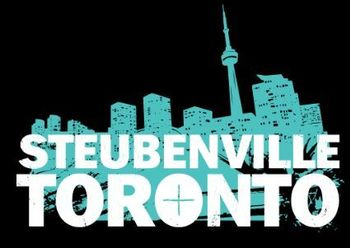 Youth from Cornwall Participating in Steubenville Toronto Conference