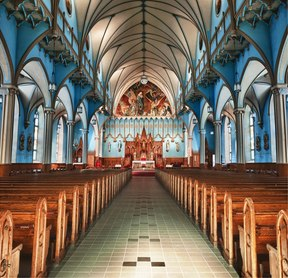 Nativity Co-Cathedral to Reopen Thursday September 8, 2016