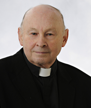 Death of Father Bernard Cameron