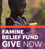 Faith leaders in Canada launch national appeal in response to famines in 4 African Countries