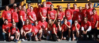 Cornwall Participates in Steubenville Youth Event