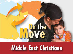 CNEWA Canada launches Middle East Christians Campaign