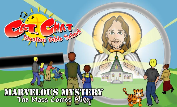 VBS 2014 - Marvelous Mystery: The Mass Comes Alive