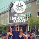 First Donor Impact Report