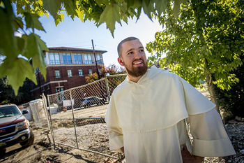 New Wave Article on Fr. Thomas's Return to Tulane