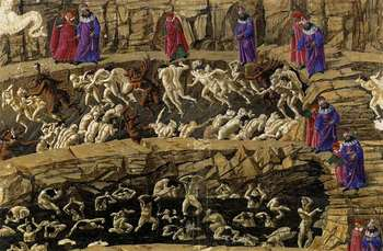 Seminar on Dante's Inferno: Biblical Tradition and Greek Philosophy