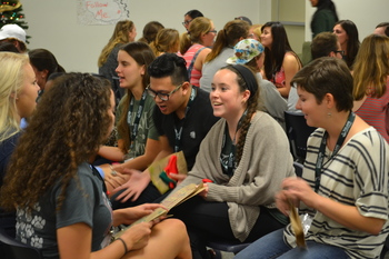 Staff Applications Open for Encounter Fall 2016