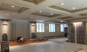 Chapel Construction Progress (Photo Albums)