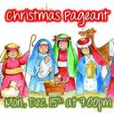 School Christmas Pageant