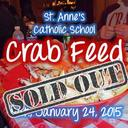 St. Anne's School Annual Crab Dinner