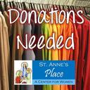 St. Anne's Place - Donations Needed