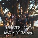 Ministry Team Away on Retreat