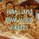 Olive Wood Crafts from the Holy Land
