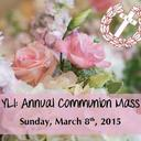 Young Ladies Institute Annual Communion Mass