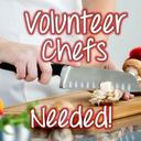 Volunteer Chefs Needed for Retreats