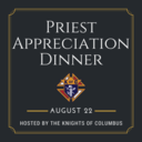 Priest Appreciation Dinner