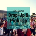 Changes to Drop-Off and Pick-Up during Plaza Construction