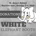 White Elephant Donations