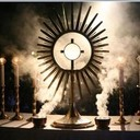 Adoration of the Blessed Sacrament for Corpus Christi