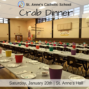 St. Anne's School Crab Dinner