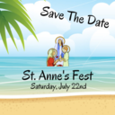 Save the Date for St. Anne's Fest
