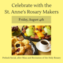 Celebrate the St. Anne's Rosary Makers