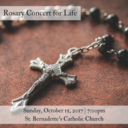 Rosary Concert for Life