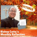 October Reflection by Bishop Myron Cotta