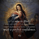 December 8th - The Feast of the Immaculate Conception (Holy Day of Obligation)