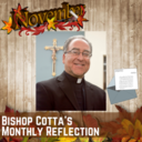 November Reflection by Bishop Cotta
