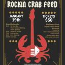 Crab Feed - Saturday, January 19, 2019