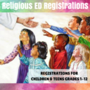 Religious Education Registations