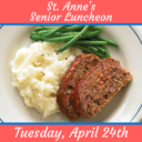 April Senior Luncheon