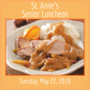 May Senior Luncheon